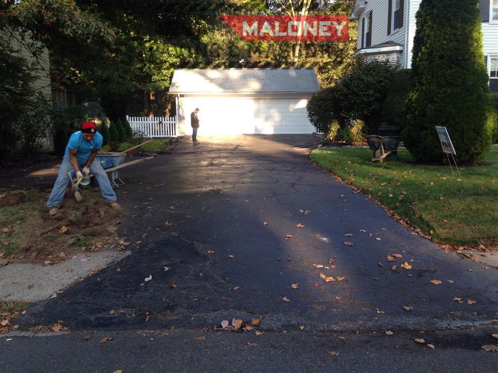 Asphalt Repairs New Jersey