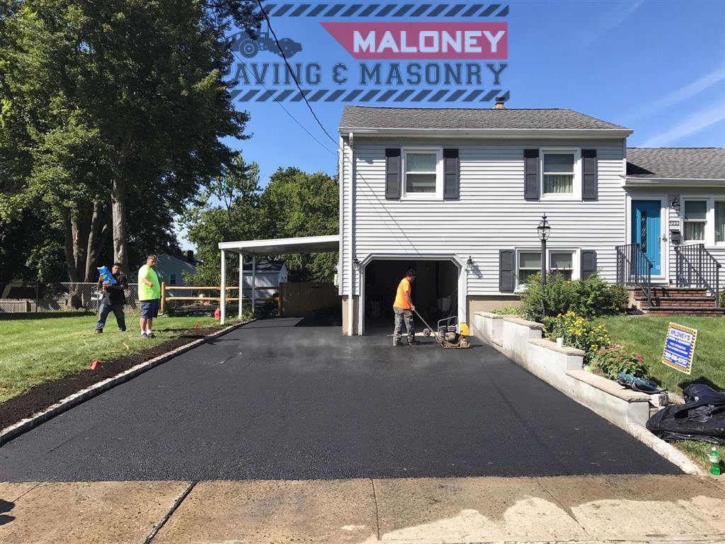 Asphalt Paving Contractor Blawenburg