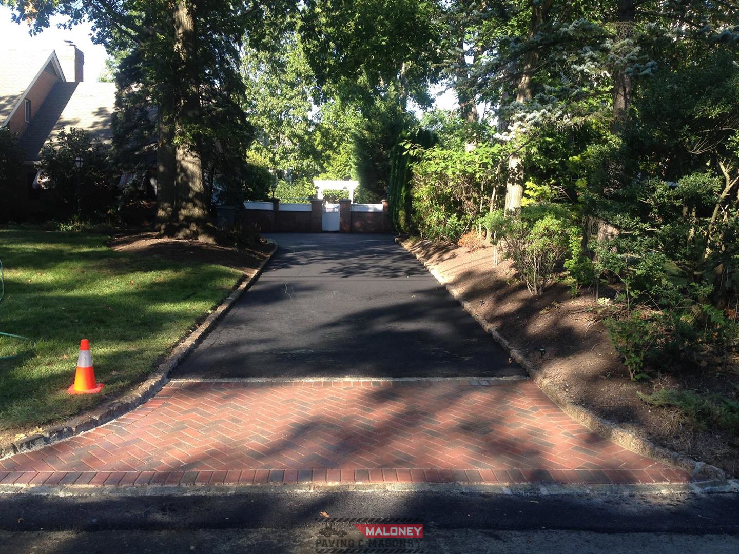 Asphalt Paving Driveways Blawenburg