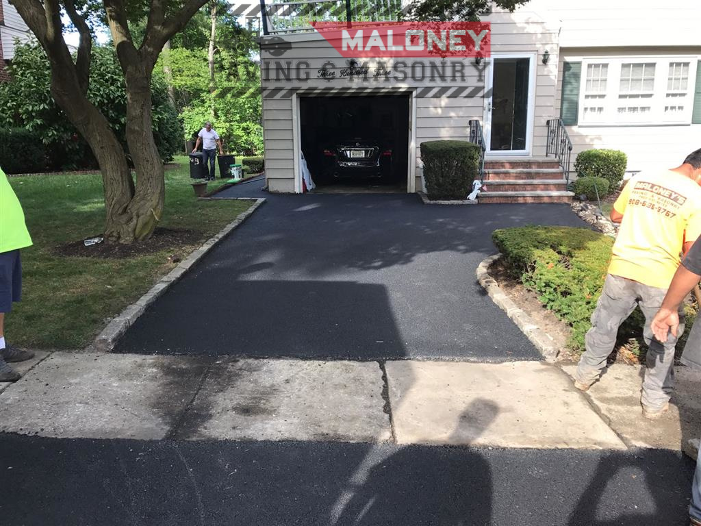 Asphalt Paving for Blawenburg